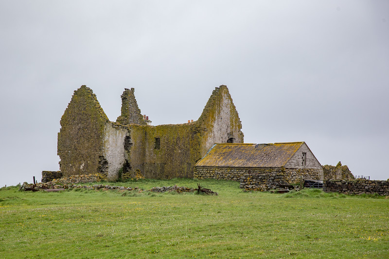 Ormacleit Castle, South Uist