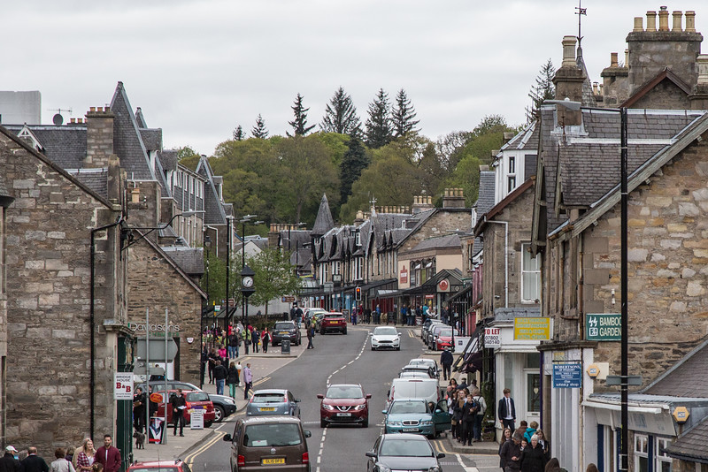 Town of Pitlochry