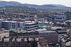 View from Edinburgh Castle including Doubletree Hotel