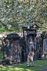 Cemetery  at St. Cuthbert's, Edinburgh