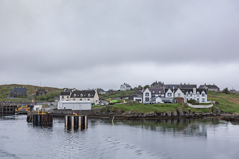 Lochboisdale, South Uist