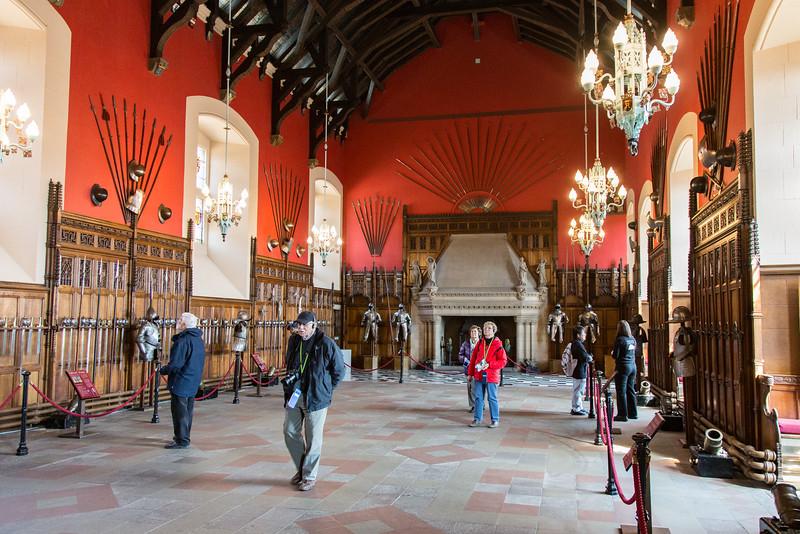 The Great Hall, Edinburgh Castle