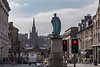 King George IV Statue, George & Hanover Streets, Edinburgh
