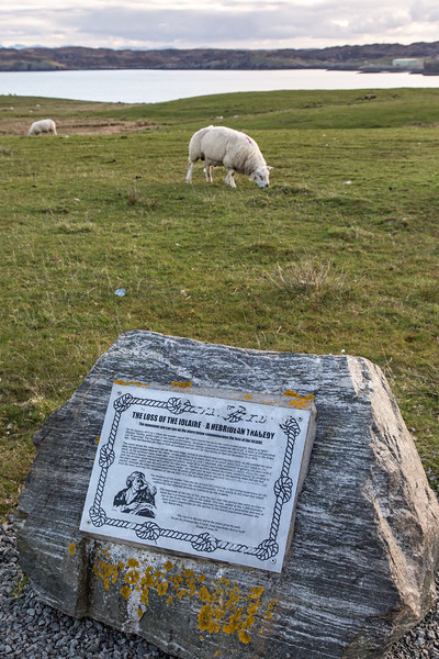 Near Iolaire Monument, Isle of Lewis