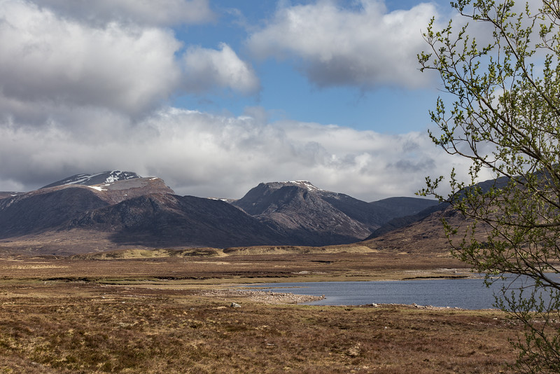 Highlands between Inverness and Ullapool