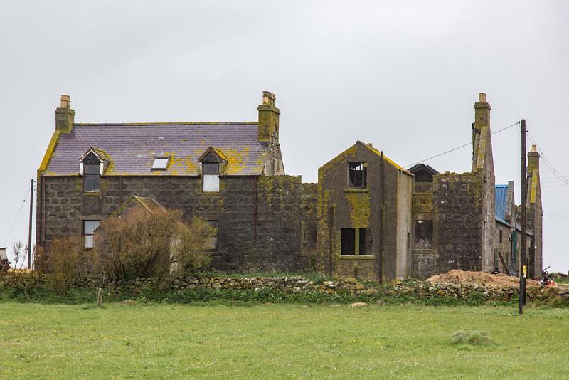 Ormacleit Castle, South Uist