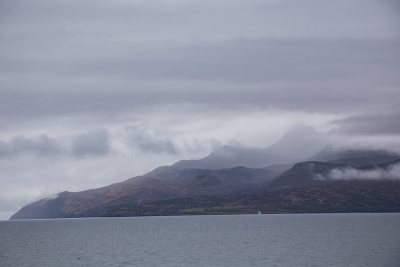 Isle of Barra, From Ferry