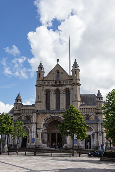 St. Anne's Cathedral, Belfast, Northern Ireland