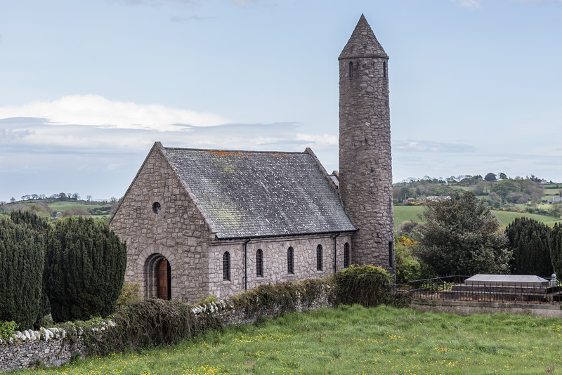 Saul Church, near Downpatrick.