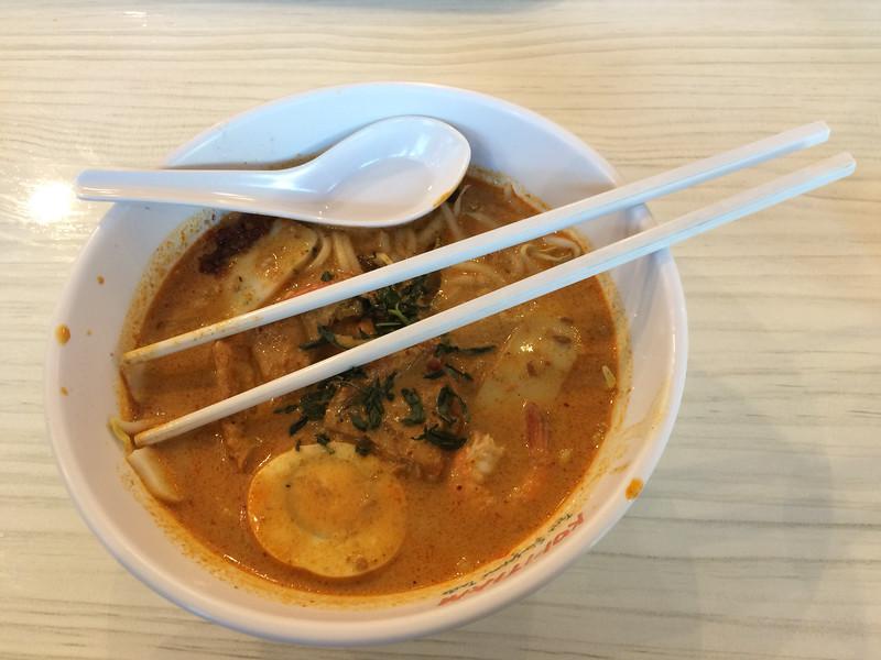 Laksa Curry - Singapore