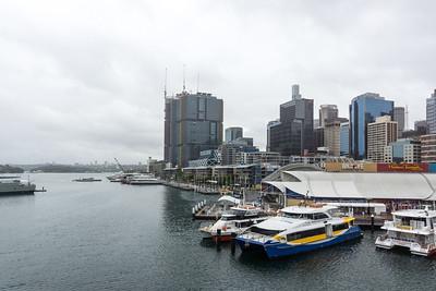Sydney April