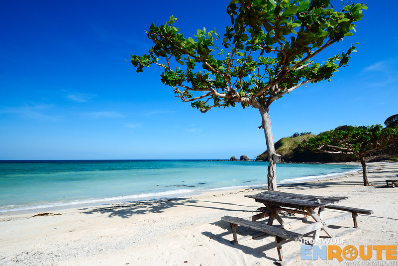 Lovely Stretch Of Beach And Inviting Waters