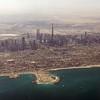 Climbing over Dubai