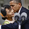 She is now the de facto leader of Burma (Reuters).