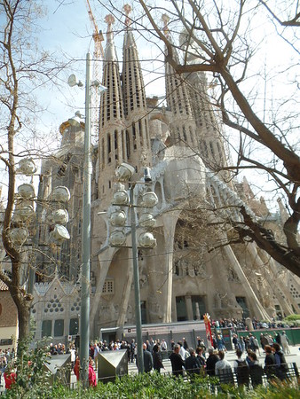2016-04 19-20 - Barcelona - Travel & City Tour
