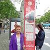 Vadis at City Tour bus stop