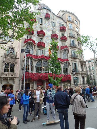 2016-04-22 - Barcelona sites