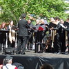 Sunday morning concert on Gaudi Blvd