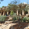 Guell Parc grounds