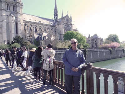 2016-05-01 - Paris including Notre Dame