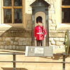 Tower of London - guard