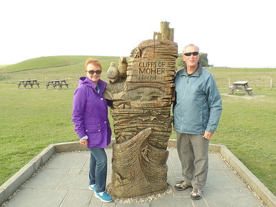 2016-05-07 - Day 3 - Cliffs of Moher - Rathbaun Farm