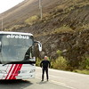 Ring of Kerry 100-mile panoramic drive; a man and his motor coach