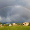 Rainbow in Santa Fe