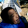 Riding the Alpine Coaster