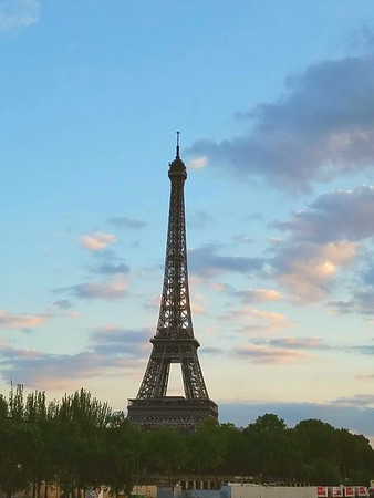 Sunday 5/15/2016 - Paris, France!!