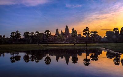 Scenes of Cambodia