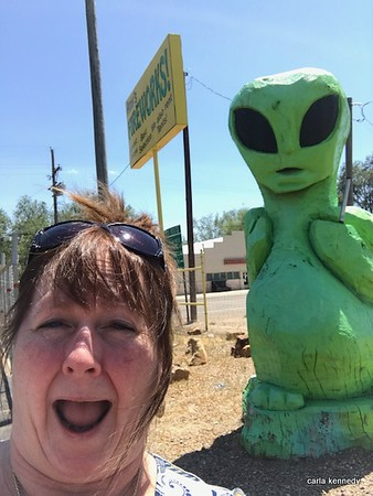 2017 06-11 #5 Roswell NM    Aliens !