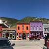 Silverton - colorful town