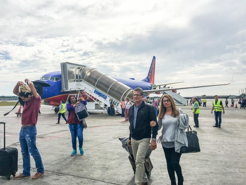 Havana International Airport, November 2017