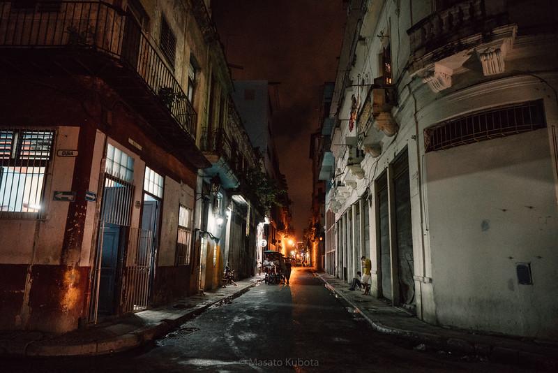 Muralla & Cuba, Havana, Cuba, November 2017