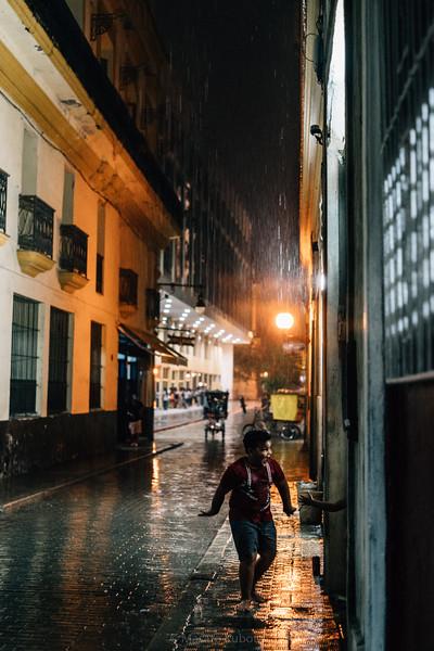 Obispo St., Havana, Cuba, November 2017
