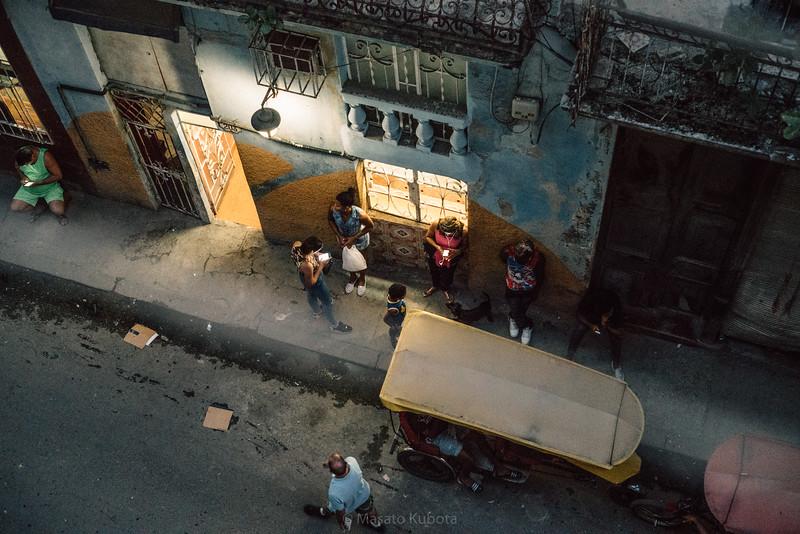 A view from my room at Casa Habanita - Havana, Cuba, November 2017