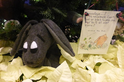 100 Aker Wood Tree - Eeyore