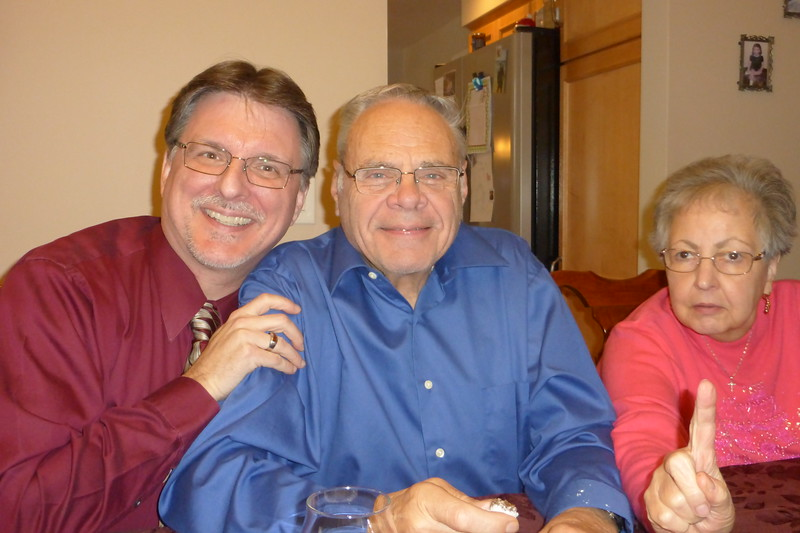Mike, Bob and Beverly