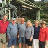 The Gang of 6 at the Great Ocean Road.........Rusty, Bob, Noel, Sharon, Wendy, Marion.