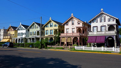 Cape May houses