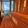 Ingrared sauna