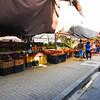 front of floating market