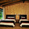 Savegre Lodge - our room looked almost identical (picture from Savegre's web site)