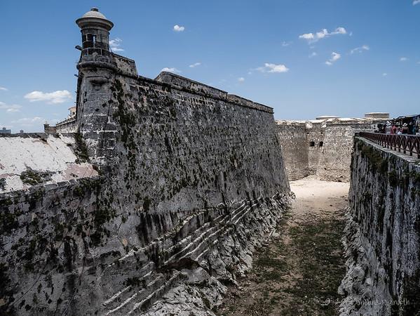 Castillo San Salvador de la Punta, Havana
