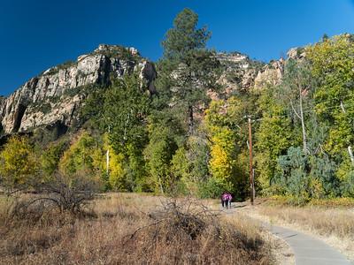 West fork trail, Oak Creek Canyon, Sedona