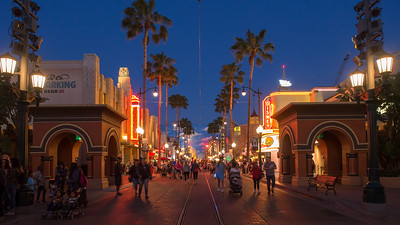 Hollywood Backlot, California Adventure
