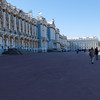 Catherine's Palace, over 1000 rooms.  She never slept in the same room twice...always  afraid of a coup