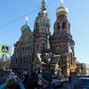 Church on Spilled Blood....where the czar was killed