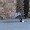 bubbles in Barcelona